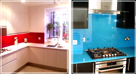 Glass Splashbacks for Kitchens with Measuring and ...